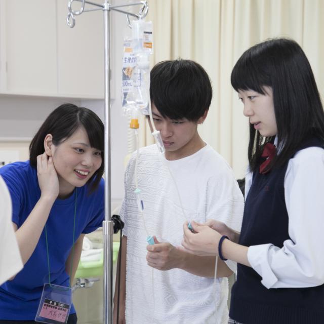 北海道医療大学 オープンキャンパス20201