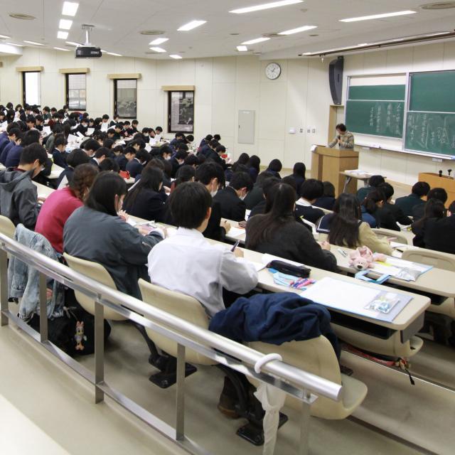 金沢星稜大学 一般入試対策講座1