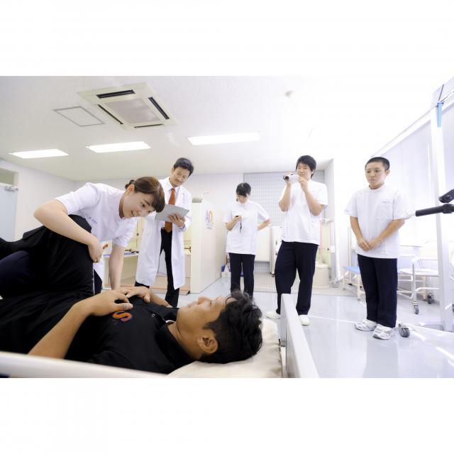 横浜リハビリテーション専門学校 Fresh Start!!進学説明会2