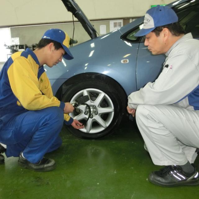 阪和鳳自動車工業専門学校 【スーパーマシンフェスタ第一弾】 マクラーレンがやってくる!4