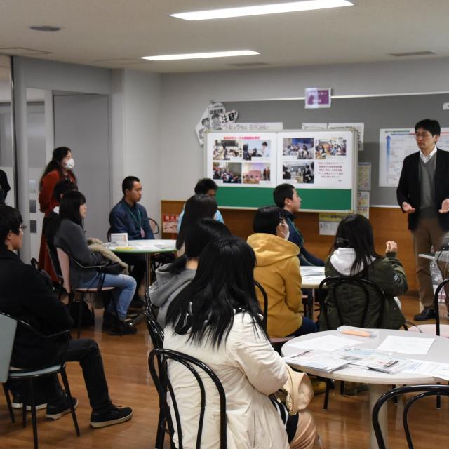 北翔大学 オープンキャンパス4