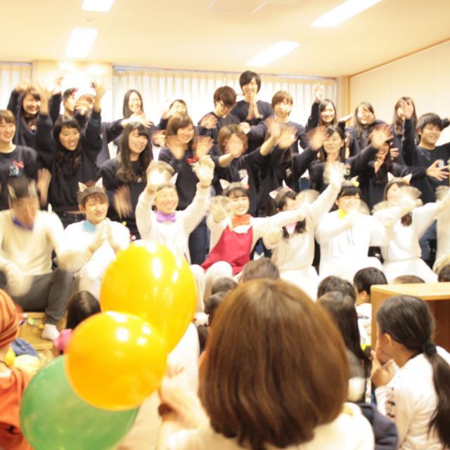 東京YMCA社会体育・保育専門学校 【1年に一度だけの保育発表会】 クリスマスオープンハウス4