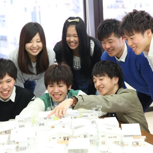 新潟日建工科専門学校 オープンキャンパス【3D-CAD体験】1