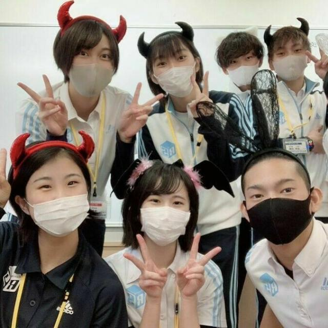 仙台リゾート&スポーツ専門学校 在校生と一緒に楽しもう!ハロウィンイベント1