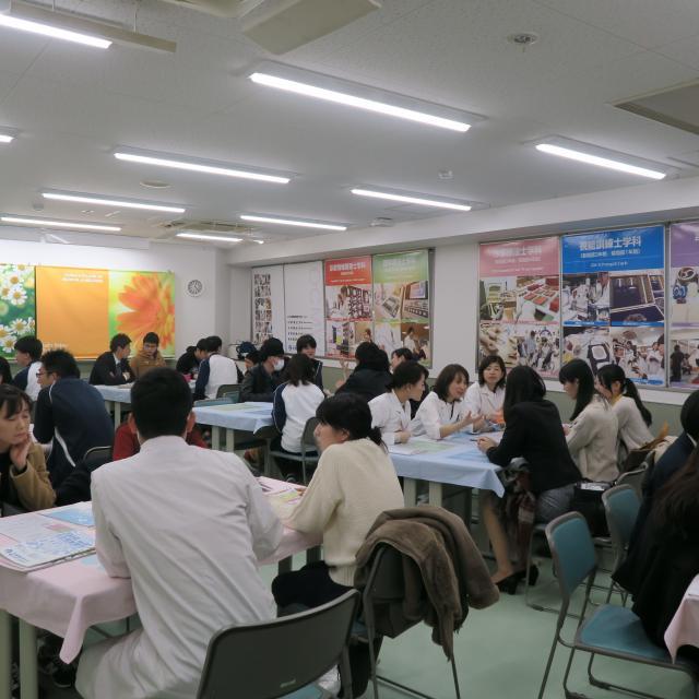 大阪医療福祉専門学校 オープンキャンパス3