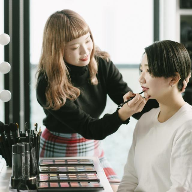 小井手ファッションビューティ専門学校 夏休みのオープンキャンパスはKOIDEで決まり!3