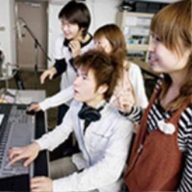 ビジュアルアーツ専門学校・大阪 ●映像音響学科 体験入学●1