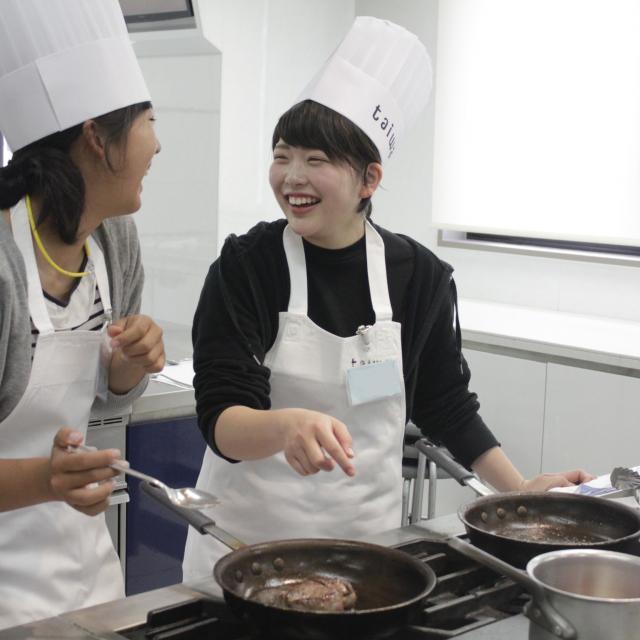 京都調理師専門学校 オープンキャンパス☆西洋料理SP☆4