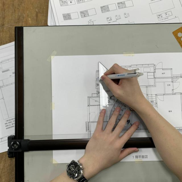 大阪工業技術専門学校 【建築設備】暮らしに必要な技術を体験☆オープンキャンパス☆1