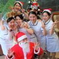 国際エステティック専門学校 Christmas FESTA