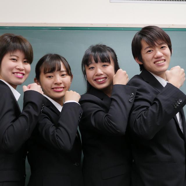 山口短期大学 【半日開催】小学校の先生になる!その夢応援します!1
