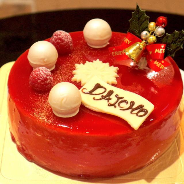 大阪調理製菓専門学校 【製菓体験】1人1台持ち帰り!スペシャルクリスマスケーキ1