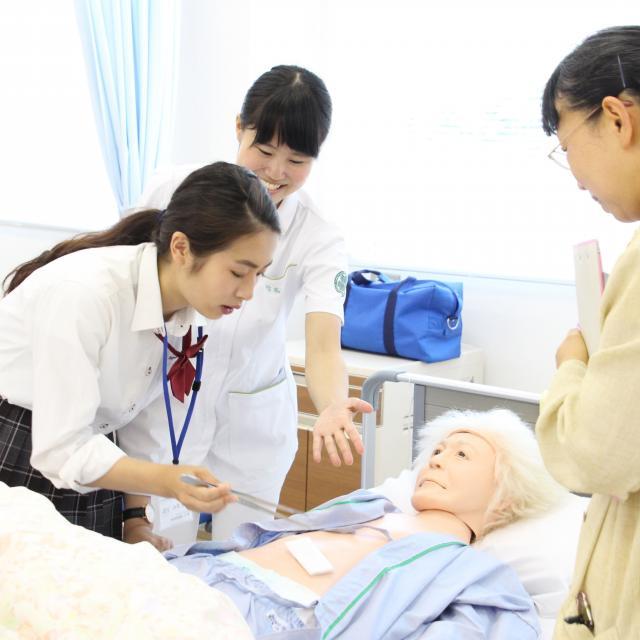 岡山・建部医療福祉専門学校 オープンキャンパス3