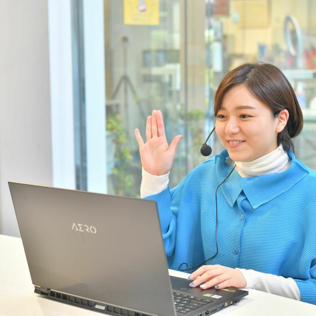 グラムール美容専門学校 WEBオープンキャンパス☆スマホでグラムール♪2