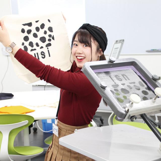 専門学校岡山ビジネスカレッジ ファッション学科オープンキャンパス4