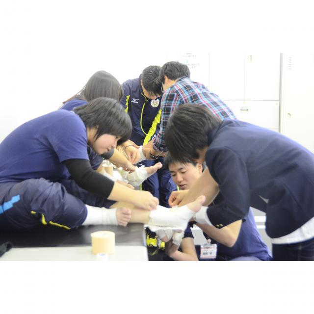 東京スポーツ・レクリエーション専門学校 【体験あり】TSRだからスポーツの仕事につける!1