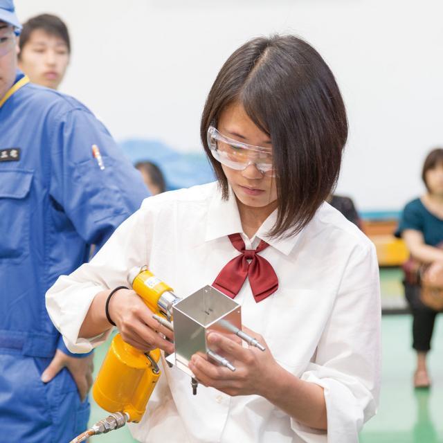 中日本航空専門学校 オープンキャンパス20194