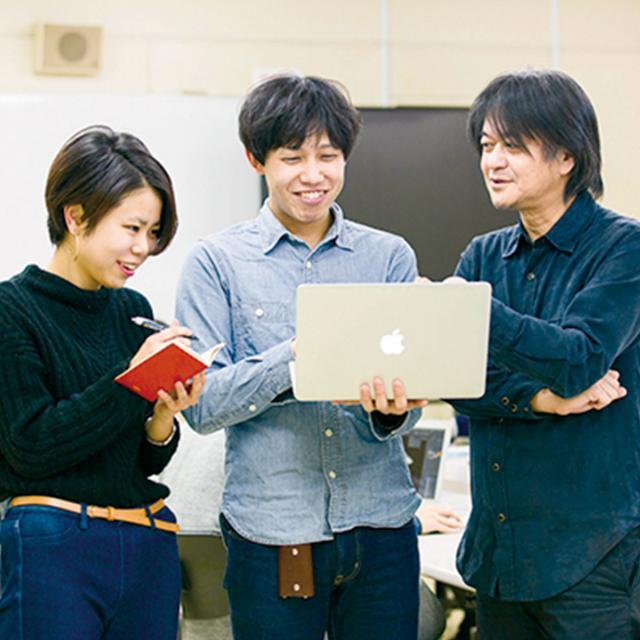 専門学校日本デザイナー学院 実はカンタン!テンプレートでWebデザイン講座1