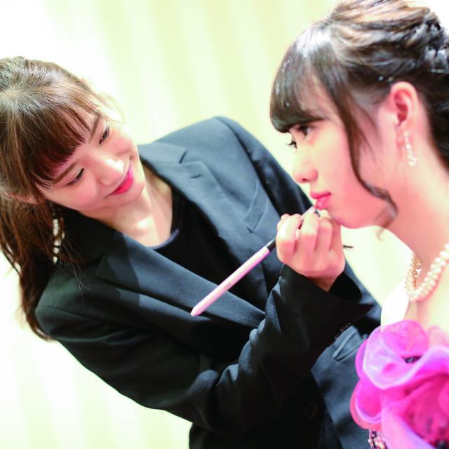 専門学校名古屋ウェディング&フラワー・ビューティ学院 【模擬結婚式&披露宴】2