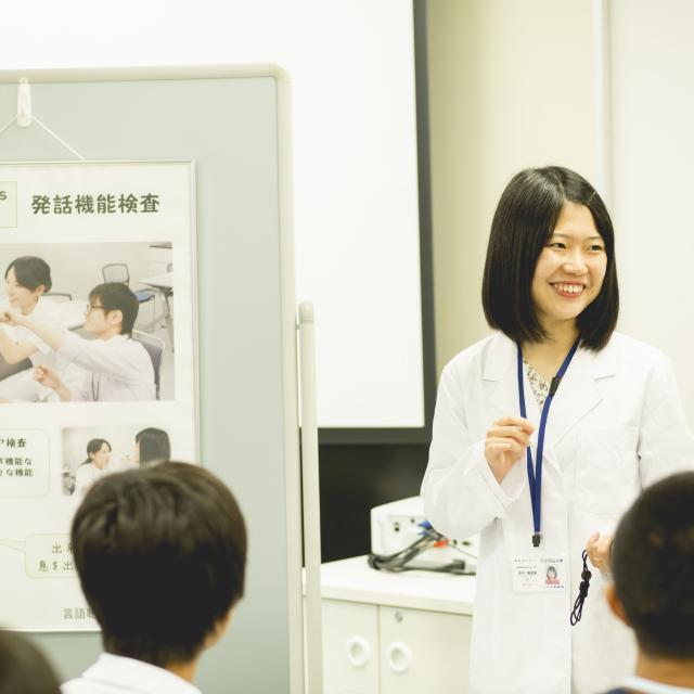 姫路獨協大学 第2回 オープンキャンパス1