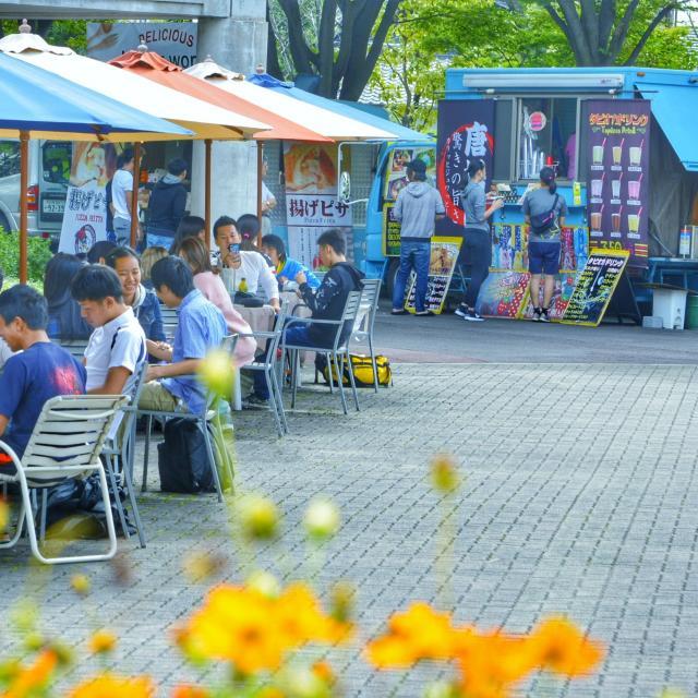 星城大学 2018オープンキャンパス(本部東海キャンパス)2