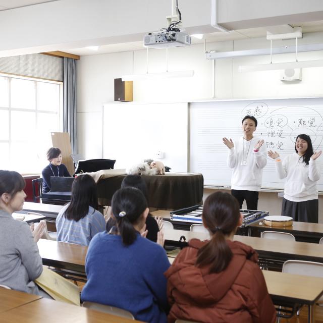滋賀短期大学 幼児教育保育学科 オープンキャンパス20191
