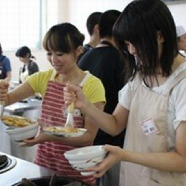 北海道中央調理技術専門学校 【気軽に調理体験】オープンキャンパス2