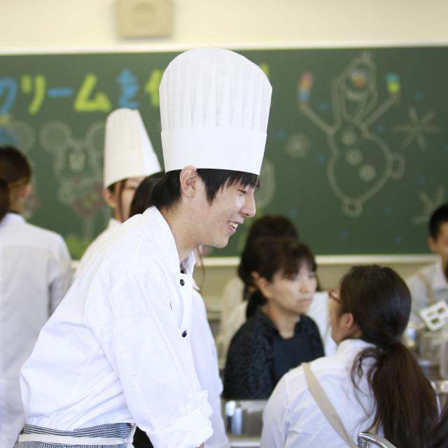 八王子栄養専門学校 オープンキャンパス2