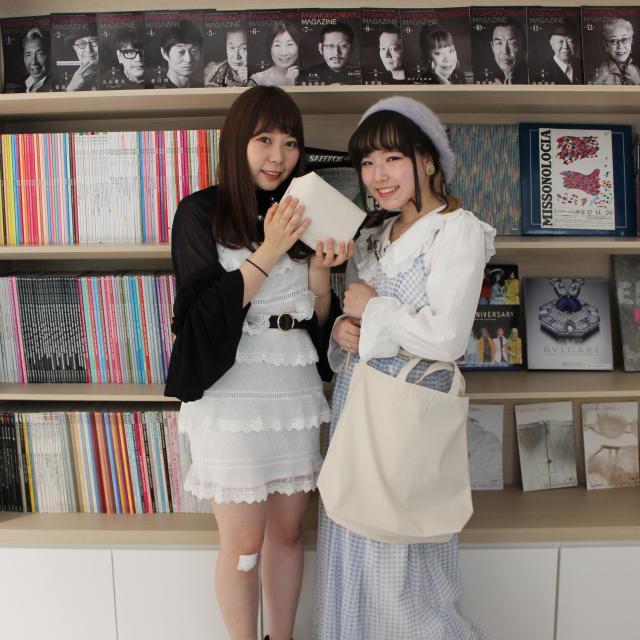 愛知文化服装専門学校 サマーイベント★オリジナルポーチを作ろう★3