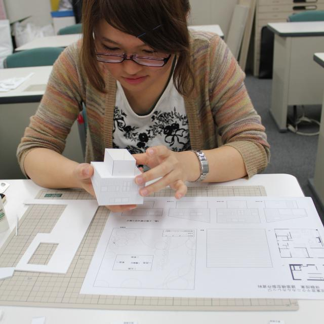 専門学校東京テクニカルカレッジ [建築科]半日体験+「専門学校と大学の違い」イベント1