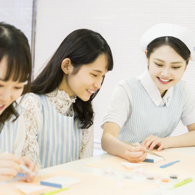 早稲田医学院歯科衛生士専門学校 オープンキャンパス3
