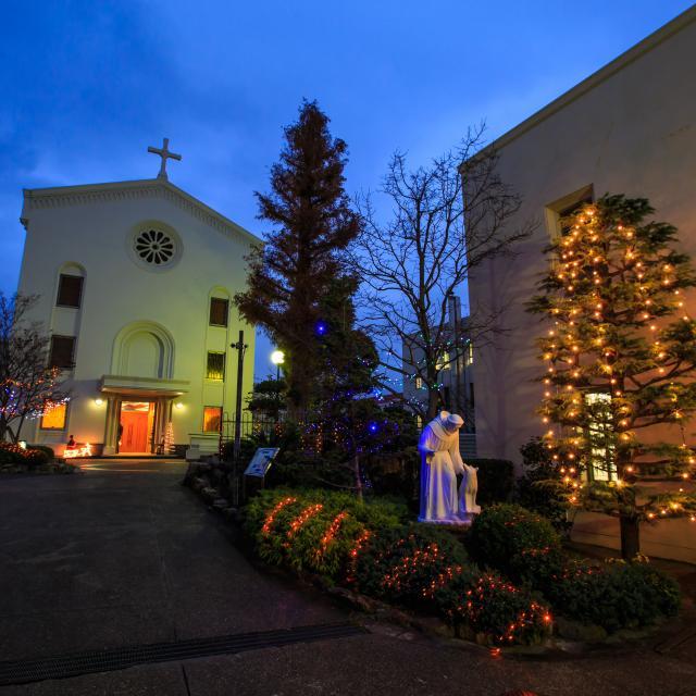 神戸海星女子学院大学 オープンキャンパス(個別相談&クリスマスキャロル体験型)1