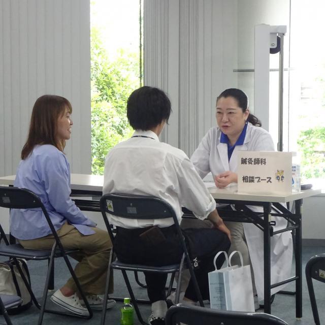 横浜医療専門学校 面接対策セミナー2