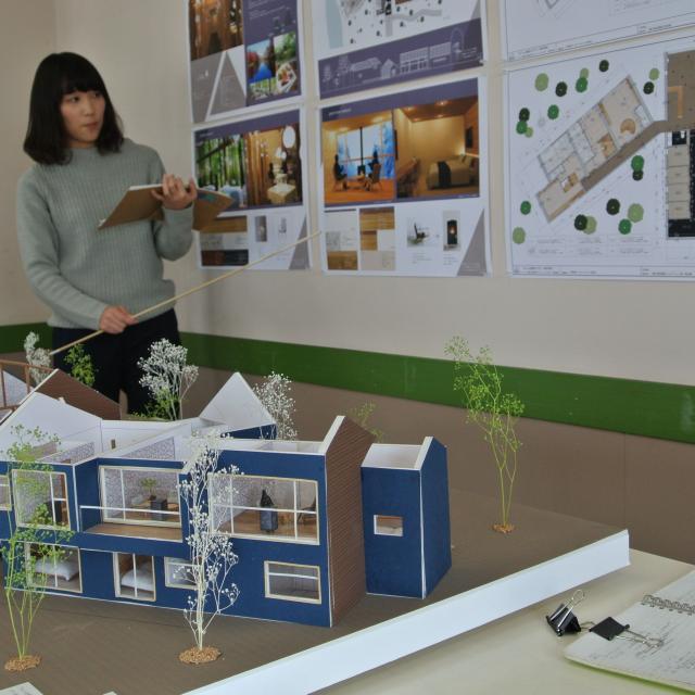 フェリカ建築&デザイン専門学校 フェリカをまるわかり!!オープンカレッジ2