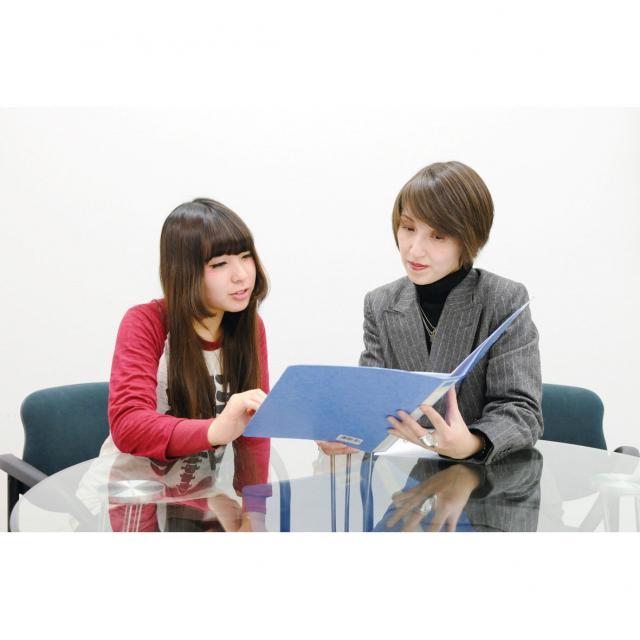 渋谷ファッション&アート専門学校 入試相談会1