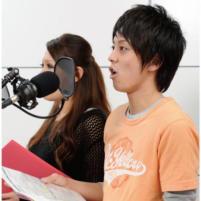 大原情報デザインアート専門学校 スペシャル体験学習(声優・俳優)1