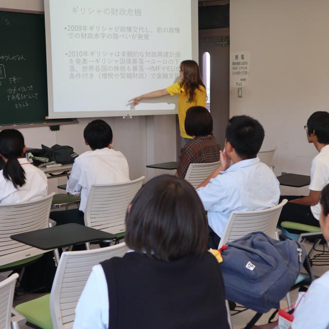 徳山大学 【山口中・西部無料バス希望者専用】オープンキャンパス3