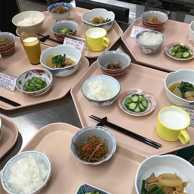東京栄養食糧専門学校 病院の食事を作ってみよう【ランチ付】4