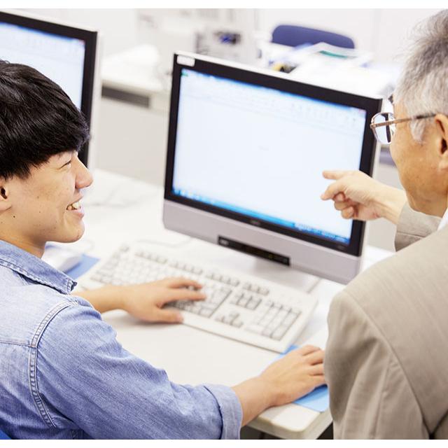 大阪ビジネスカレッジ専門学校 IT業界のお仕事体験1