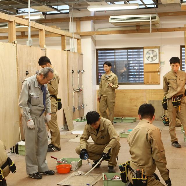 九州電気専門学校 【昼の学校説明会】電気機器や高電圧実験など模擬実験を見学!4