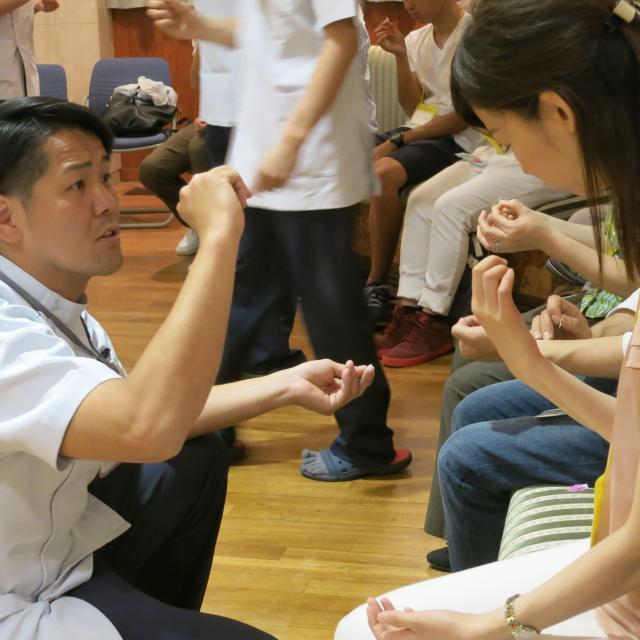 東洋鍼灸専門学校 5.27(日)【体験入学】「はり・灸・マッサージで、ゲンキに!」2
