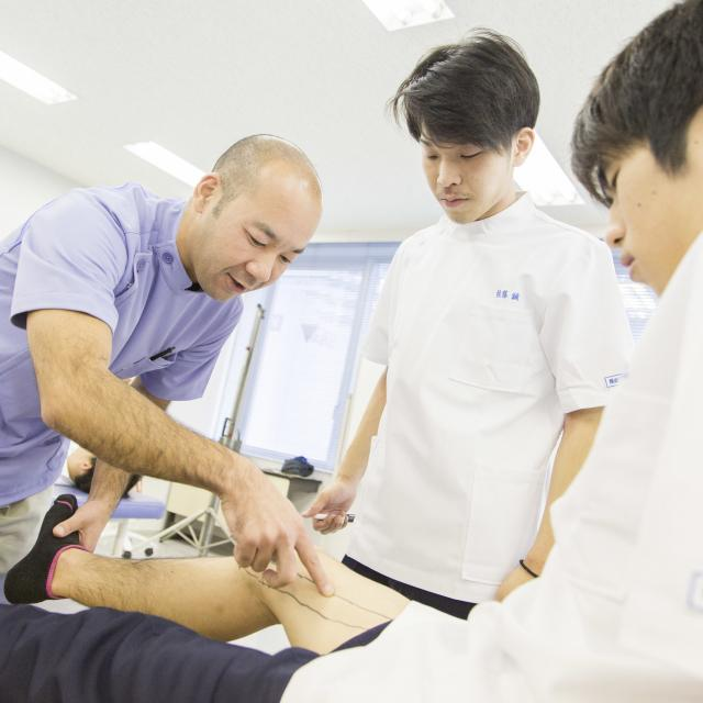 横浜リハビリテーション専門学校 大学生・社会人入試説明会3
