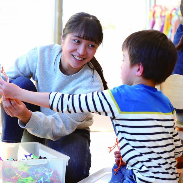 東京YMCA社会体育・保育専門学校 【1年に2回だけ】YMCA保育園・幼稚園 見学ツアー!1
