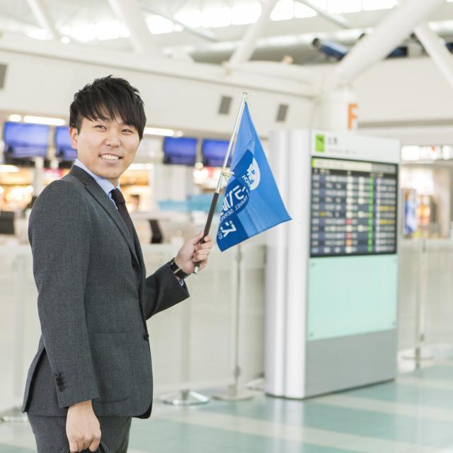 西鉄国際ビジネスカレッジ 業界で活躍する現役旅行スタッフ集結!観光科卒業生SP4
