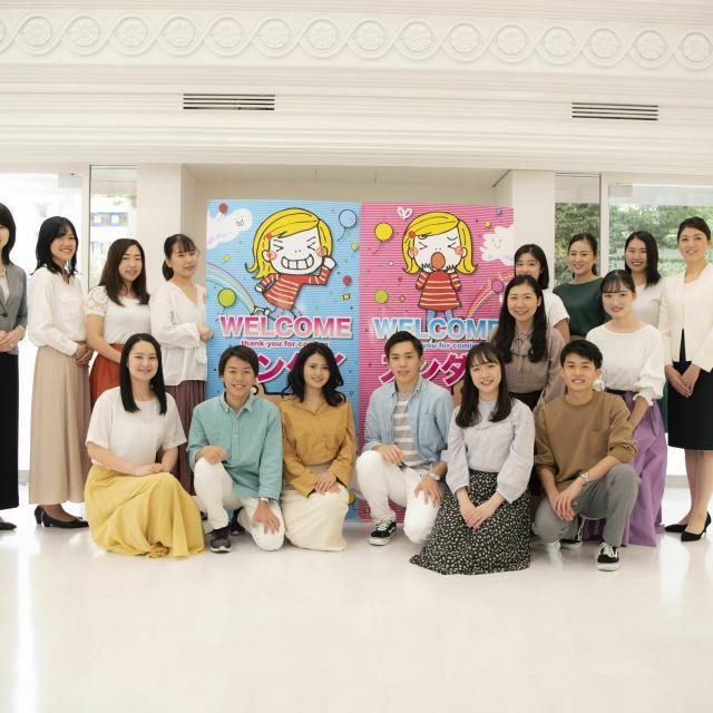 駿台観光&外語ビジネス専門学校 オープンキャンパス<<ブライダル>>1