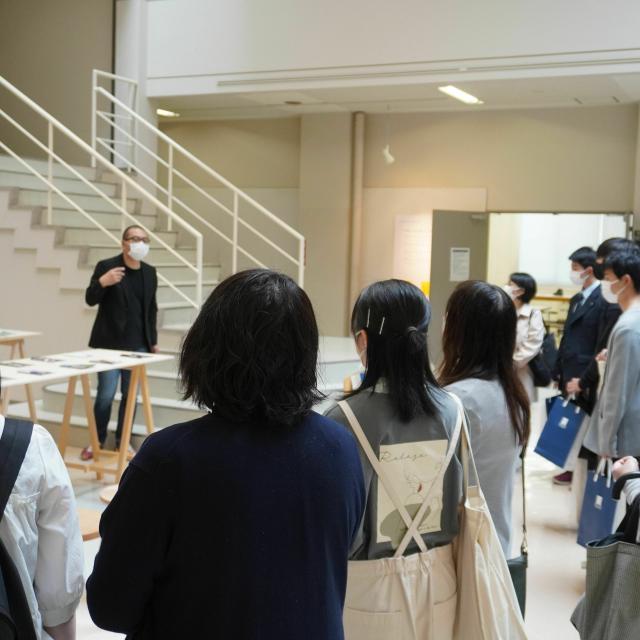 東北工業大学 八木山キャンパス見学会3