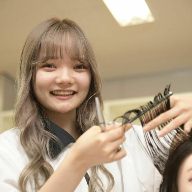 東京総合美容専門学校 【来校型】ハロウィン美容体験☆TSBS OpenCampus4
