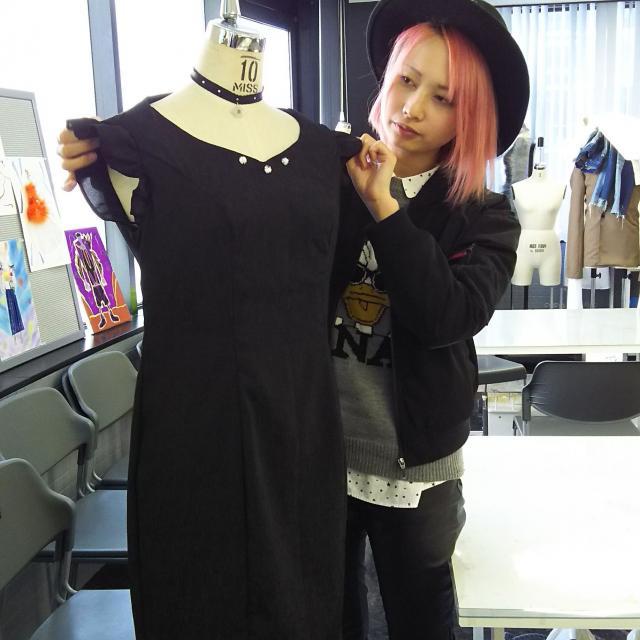 名古屋デザイナー学院 ファッションデザイン スタート講座!4