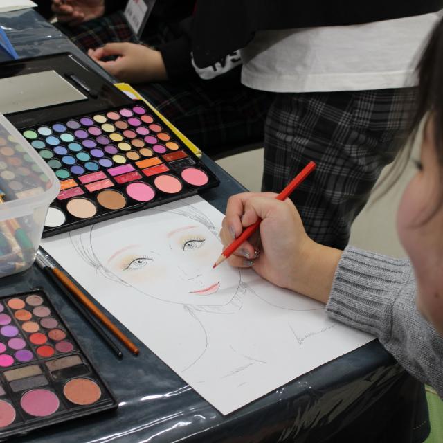 IBW美容専門学校 選べる6つの美容体験☆2