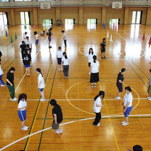 姫路日ノ本短期大学 オープンキャンパス3